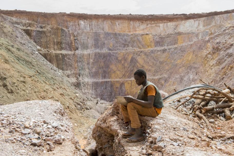 Minenarbeiter