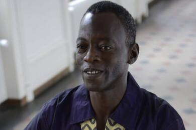 Drissa Sanon aus Burkina Faso