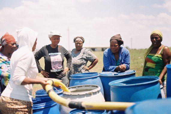 Suedafrika WOMIN Frauen