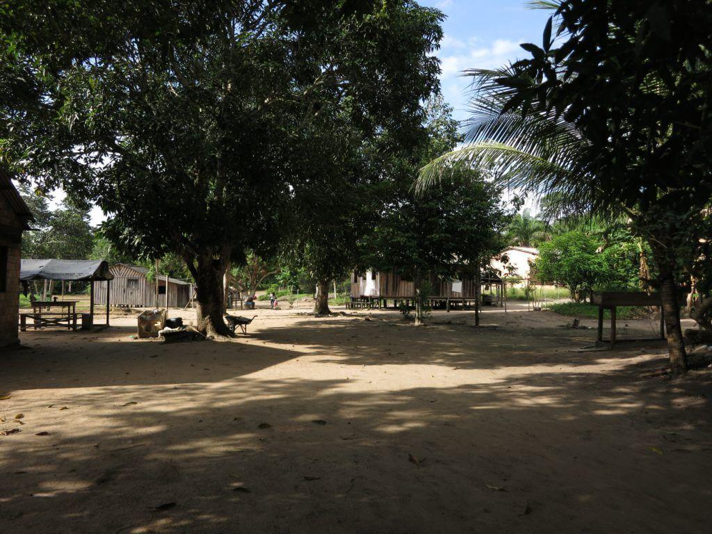 Der Quilombo Jauari, wo ca. 30 Familien leben, hat seit 1998 einen juristischen Landtitel für sein Territorium.
