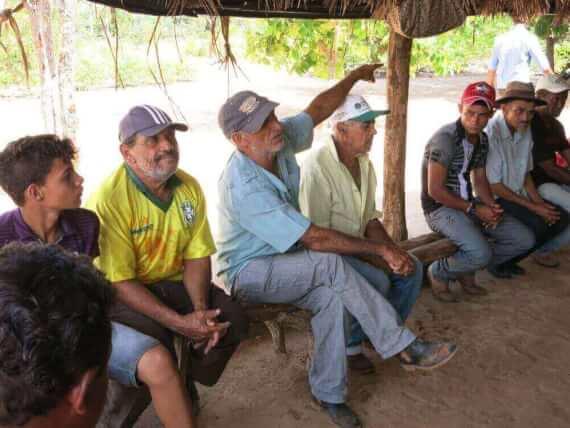 Brasilien CPT Gemeinde Victoria