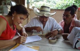 Kolumbien VICARIA DEL SUR