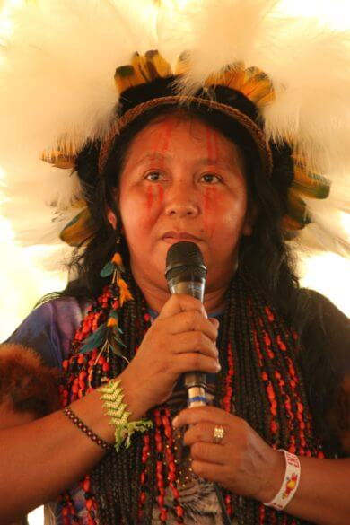 Von den Wasserprojekten im Gebiet Matto Grosso sind unzählige Indigene betroffen - so nicht nur die Manoki, sondern, ganz in der Nähe, die Rikbaktsa.