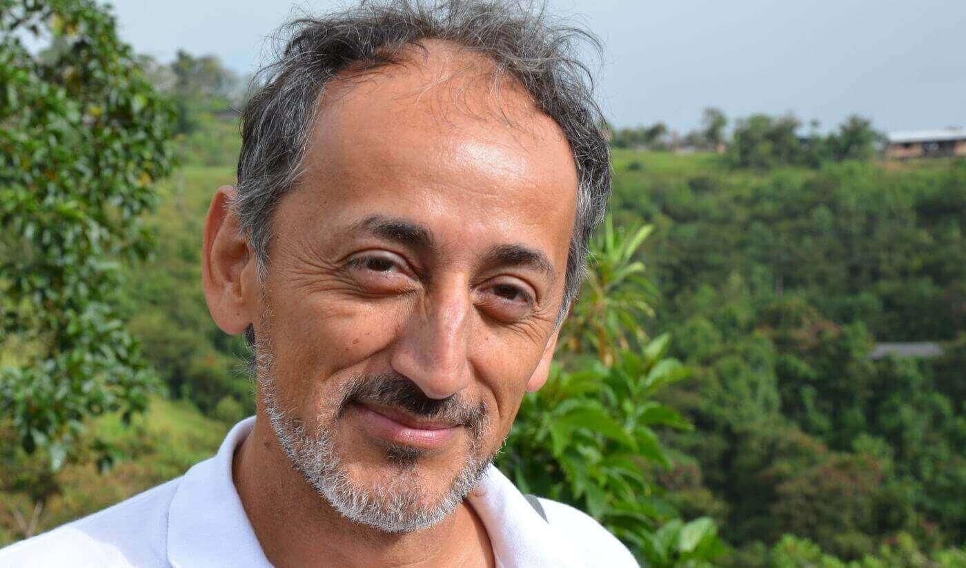 David Diaz setzt sich ein für eine Landwirtschaft, die nicht das Ökosystem verdrängt, sondern Teil von ihm ist.