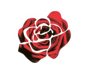 rose logo rosenaktion