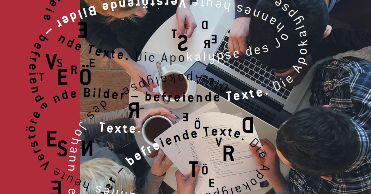 Verstörende Bilder - befreiende Texte