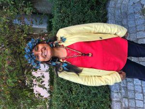 Ernestina Macuxi, Indigenenvertreterin. Bild: Fastenopfer