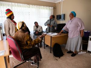 Rural Women Assembly - das Bäuerinnen-Netzwerk setzt sich im südlichen Afrika lautstark für seine Anliegen ein.