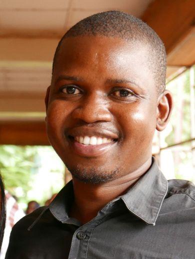 Porträt Aimé Sawado