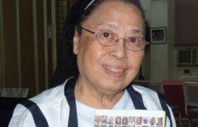 Sister Mary John Mananzan, Fastenopfer-Partnerin aus den Philippinen