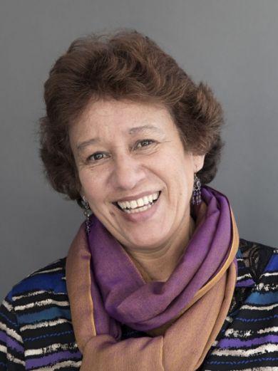 Janneth Lozano von der Partnerorganisation Codacop