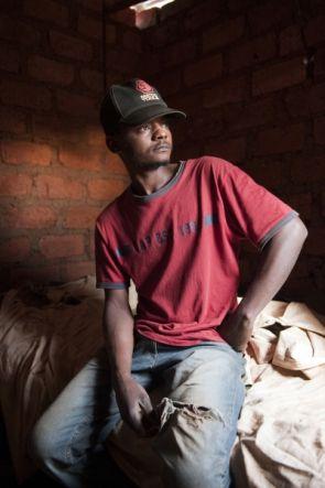 Minenarbeiter in Lumumbashi Foto: Fastenopfer/Meinrad Schade
