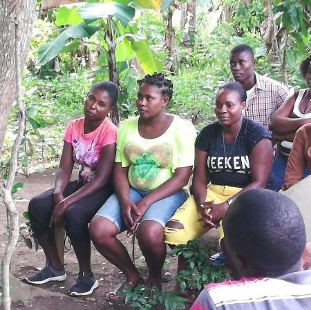 Die Frauen von AFD engagieren sich für ihre Gemeinde