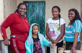 Kolumbien ATUCSARA, Familie