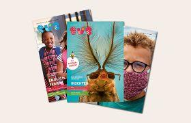 Kinderzeitschrift Tut