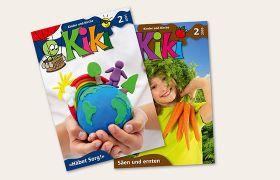 Kinderzeitschrift Kiki