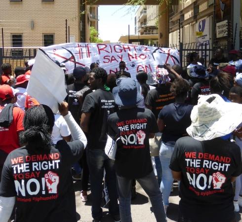 Südafrika WOMIN, IP Rohstoffe und Menschenrechte