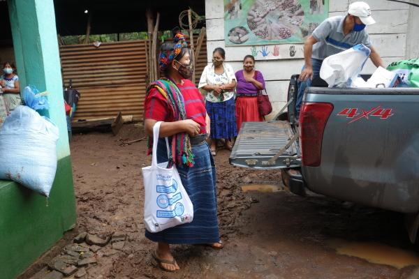 Nothilfe Guatemala 2020
