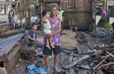 Taifun Sendong, Philippinen.