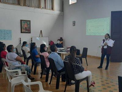 22_Kolumbien_DIOCESISG_Escuela de Ciudadanía - Octubre 2020 - Garzón Huila